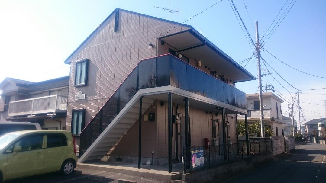 埼玉県桶川市 アパート